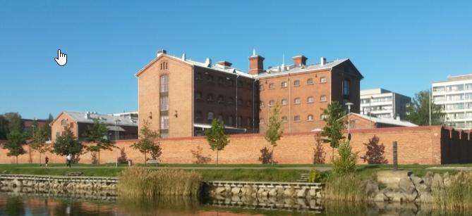 Vaasan vankila – ilmanvaihdon puhdistus ja säätö – asiakasreferenssi