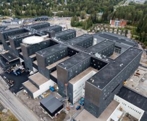 Nova sairaala, Jyväskylä