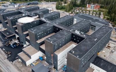 Referenssi: NOVA-sairaala – huippusairaala keskellä Suomea